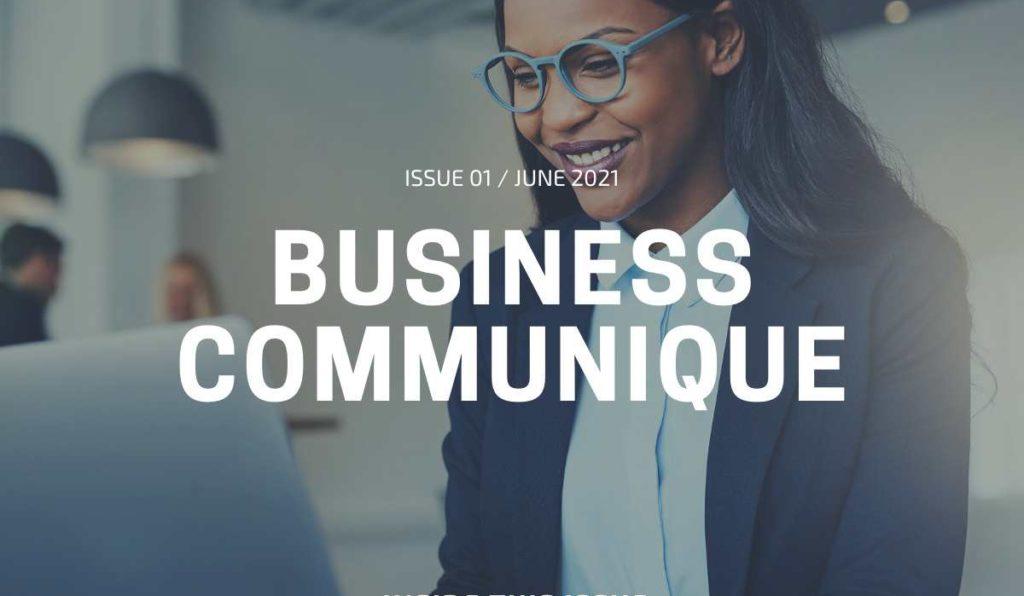 Business Communique June 21