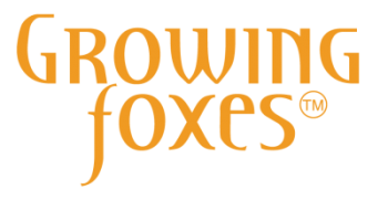Growing foxes™