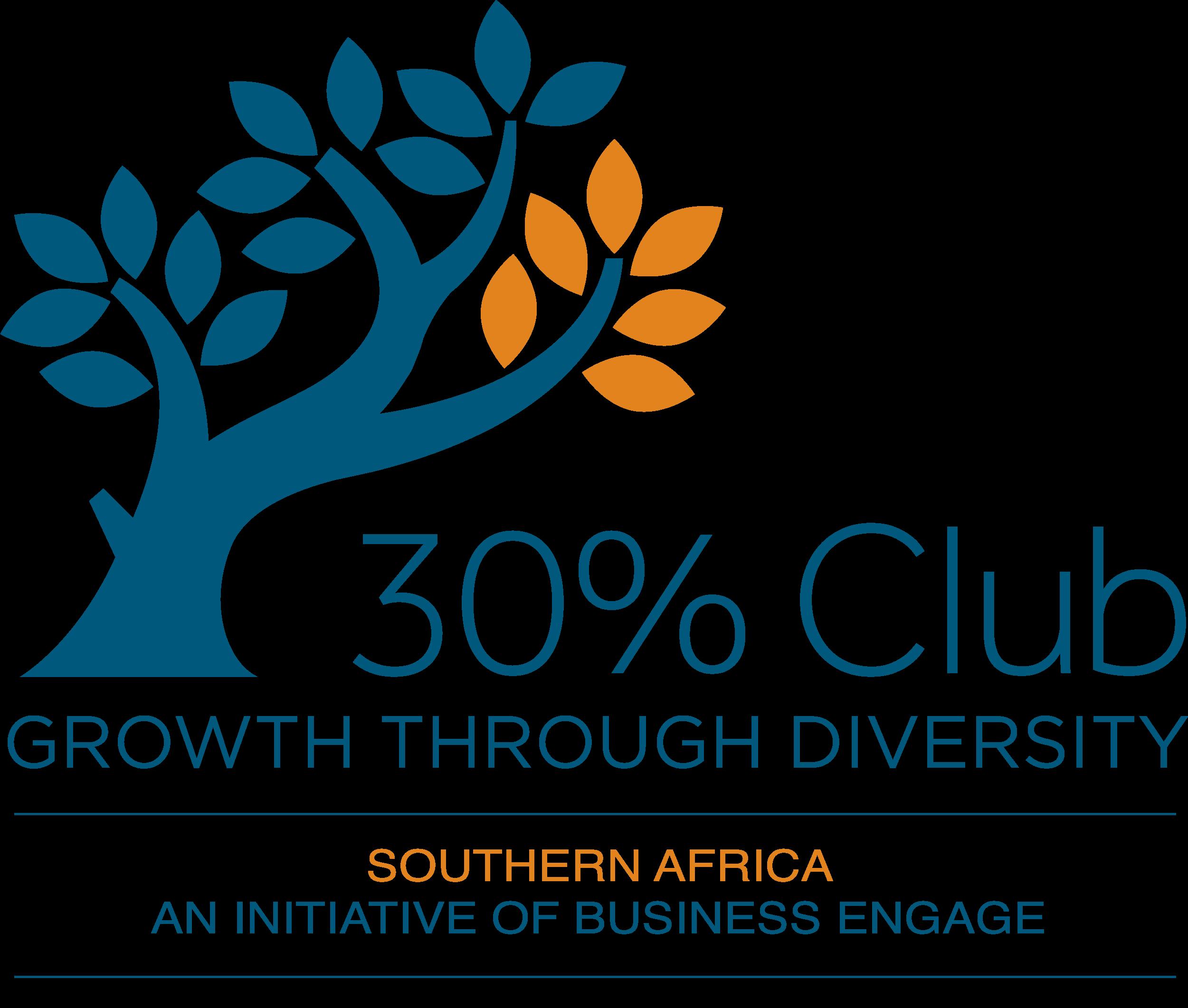 30& Club logo